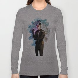 Space Dad Long Sleeve T-shirt