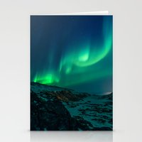 aurora Stationery Cards featuring Aurora by StayWild