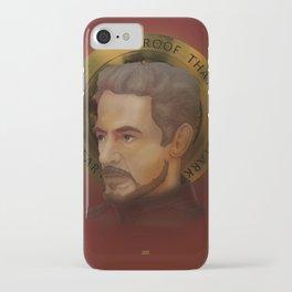 Saint Stark iPhone Case