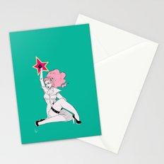 Original :: Magenta's Fashion Stationery Cards