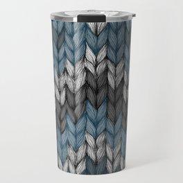 knit3 Travel Mug