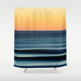 Epic Horizon Shower Curtain