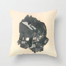 Robot Stylus Throw Pillow