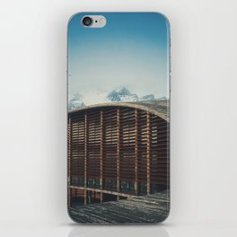 Day 1135 /// Nordic Utopian Design iPhone Skin