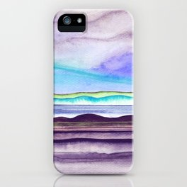 Abstract nature 09 iPhone Case