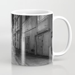 Vintage Miami Beach Street View  Coffee Mug