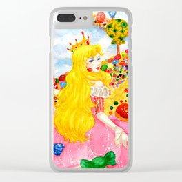 Candy Princess from Fairy Tales Clear iPhone Case