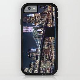 When Light and Dark Collides iPhone Case