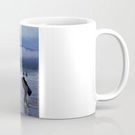 Santa Monica Surf Coffee Mug