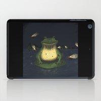 fireflies iPad Cases featuring Fireflies by Ken Coleman