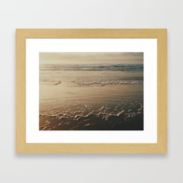 Deep Wide Ocean Framed Art Print