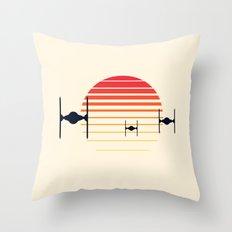Order of the Rising Sun Throw Pillow