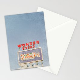Wonder Bread Stationery Cards