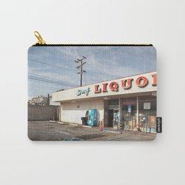 Liquor Store Santa Monica Carry-All Pouch