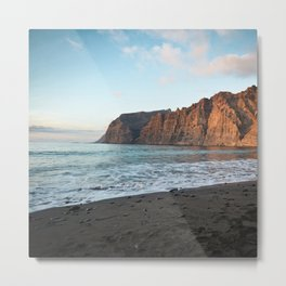 Cliffs of the Giants Metal Print