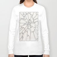 broken Long Sleeve T-shirts featuring Broken by Ericaphant