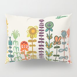 Happy garden Pillow Sham
