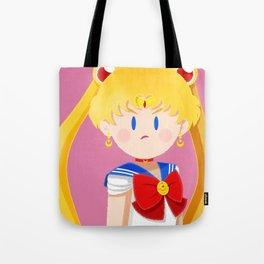 Little Warriors: Sailor Moon Tote Bag
