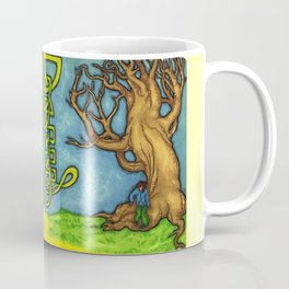Trees & Knots Coffee Mug