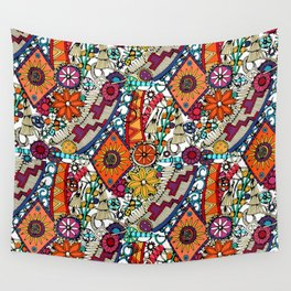 South American dance Wall Tapestry