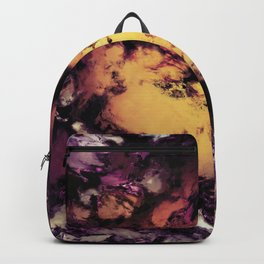 A repeated immersion Backpack