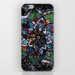 Cosmic Mandala iPhone Skin