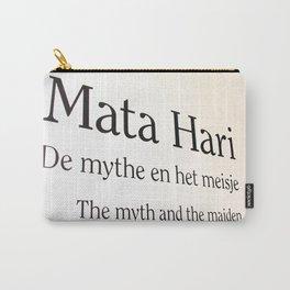 Mata Hari part 2 Carry-All Pouch