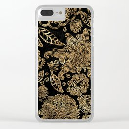 Fabric Clear iPhone Case