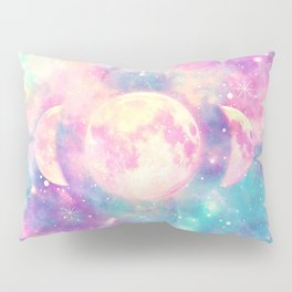 Tales Of The Moon Pillow Sham