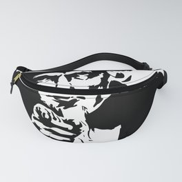 Uncle Sam America Fanny Pack