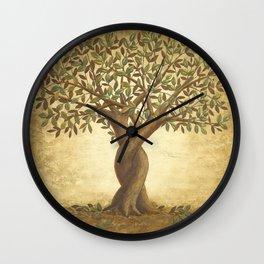 The Love Tree Wall Clock