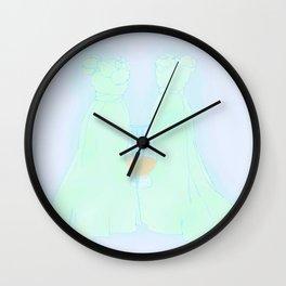 one dram dream dress Wall Clock