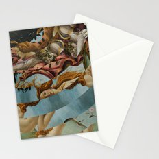 processing boticelli Stationery Cards