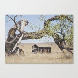 Abandoned: South Dakota 6507 Canvas Print