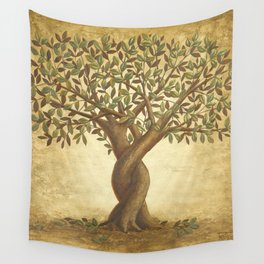 The Love Tree Wall Tapestry