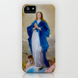 "Francisco Goya ""The Immaculate Conception"" iPhone Case"