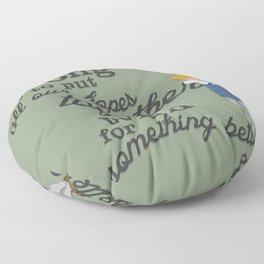 Something Better Floor Pillow