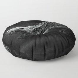 darkwolf Floor Pillow