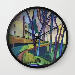 Marticville Wall Clock