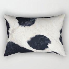 Cow Skin Rectangular Pillow