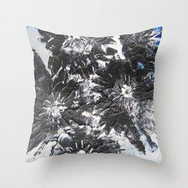 Dark Star Botanicals Throw Pillow