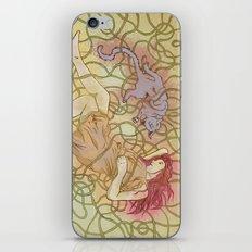 Fino & Lilu iPhone & iPod Skin
