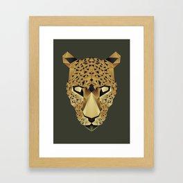 The Animals - Leopard Framed Art Print