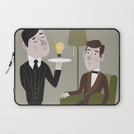 Jeeves & Wooster Laptop Sleeve