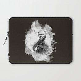 """Laptop-Skin """"Alan Rickman - Artist´s Brushes"""" Laptop Sleeve"""