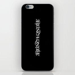 Reincarnate iPhone Skin
