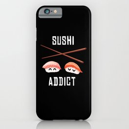 Sushi Junkie Japan Maki iPhone Case
