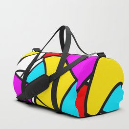 Abstract Art #9 Duffle Bag