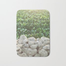 Nature photography, home furnishings, fine art, kitchen wall decor, South Italy, Sicily, Apulia, Bath Mat