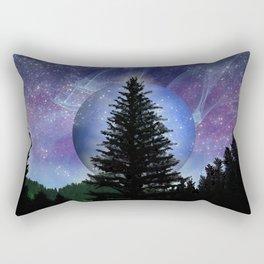 Neptune Forest Rectangular Pillow